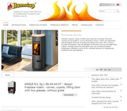 romotop-webpage