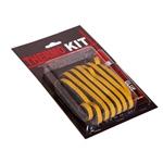 tihendinoor ja liim kaminaklaasile Thermo Kit v