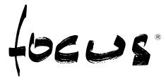 Focus_disainkaminad_valge_logo